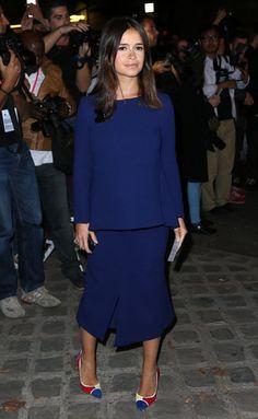 It Girl Essentials: Miroslava Duma's Best 30 Outfits Ever: Glamour.com