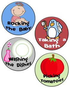 SINGING TIME IDEA: Do as I am doing activity cards