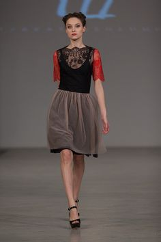 . Myla, Dress Codes, I Dress, Evening Dresses, Runway, Ballet Skirt, Hairstyle, My Style, Skirts