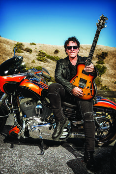 Musicians on motorcycles Terry Kath, Sly Stone, Gretchen Wilson, Holy Diver, Neal Schon, Josh Homme, Music Corner, Nancy Sinatra, Bay City Rollers
