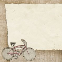 Background, Scrapbook, Page, Bicycle, Square Scrapbook Background, Paper Background, Scrapbook Pages, Scrapbooking, Best Friend Gifts, Gifts For Friends, Best Gifts, Free Pictures, Free Images