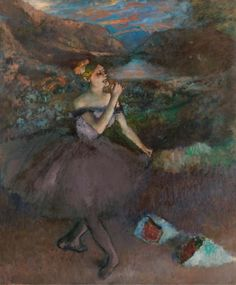 Degas: A Passion for Perfection will showcase prolific French artist Edgar Degas' works from 1855 to 1906. More than 100 works consisting of paintings, drawings, pastels, etchings, monotypes, and scul