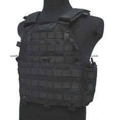 Tactical Molle Recon Plate Carrier Vest Black - Tactical Vest - Tactical Gear - Online Superior Shop for Tactical Gears  Clothing  Equipment Manufacturer