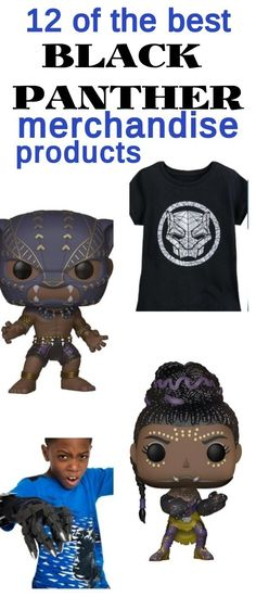 a52b036079b 11 Awesome Marvel Black Panther Merchandise Products You NEED For Black  Panther Fans Black Panther Marvel