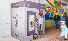 Is vegan vending viable?