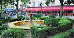 Que visitar en paris : La rue Mouffetard >> http://www.paristurismoblog.com/visitas/la-rue-mouffetard/ #turismo #paris #viajar #francia