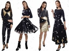Leather outfits muza-shop.com Winter 2017, Fall Winter, Waist Skirt, High Waisted Skirt, Leather Outfits, Skirts, Shopping, Collection, Fashion