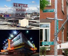 Mapping 18 Iconic Signs That Define the NYC Skyline ...
