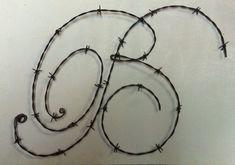 Alphabet Z K E Sculpture Beth Brittany by windowzofopportunity