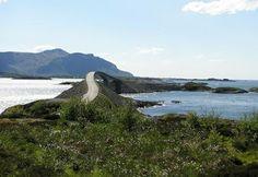Norway's Atlantic Road