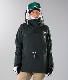 Dope Annok W Snowboard Jacket Streetwear Jackets, Streetwear Online, Dope Jackets, Jackets For Women, Ski Outfits, Ski Girl, Snowboard Girl, Snowboarding Outfit, Green Jacket
