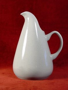 Russel Wright American Modern pitcher in Granite.