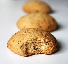 cookies fèves de cacao et noix de coco