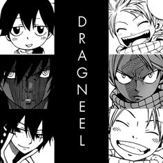 Zeref & Natsu Did anyone put this together because I sure didn't.
