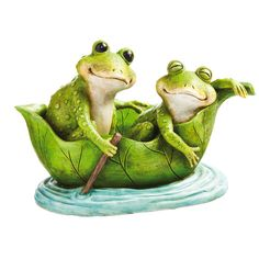 Charming Frog Outdoor Decor