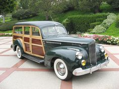 Early 1940s Packard Wagon ★。☆。JpM ENTERTAINMENT ☆。★。