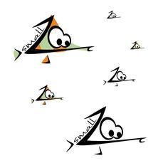 New smallZOO logo design Logo Design, Cards, Animals, Animales, Animaux, Animal, Maps, Animais, Playing Cards