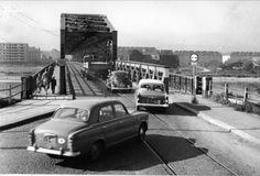 Eisenbahnbrücke Austria, Image, Linz, Historical Pictures