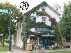 Artifacts, vintage clothing and furniture in Iowa City Iowa at 331 E. Market St.