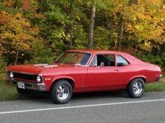 1972 Chevrolet Nova LQ4/T56 Muscle Car by sixgunsuperman99 http://www.musclecarbuilds.net/1972-chevrolet-nova-lq4-t56-build-by-sixgunsuperman99
