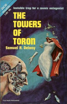 The Towers of Toron – Pulp Covers