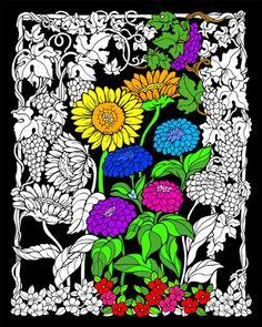 54 Best velvet coloring images | Velvet, Fuzzy posters ...