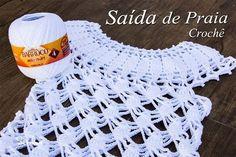 Olá pessoal! Vamos fazer uma linda saída de praia ? #1 https://youtu.be/Ay9upheUGfQ #2 https://youtu.be/icsVMdXooQk #crochet #professorasimone #semprecirculo #verao #moda #praia