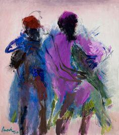 Evocação 6, 2007, Júlio Resende Painting Collage, Figure Painting, Figure Drawing, Pablo Picasso, Modern Art, Contemporary Art, Neo Expressionism, Art Database, Heart Art