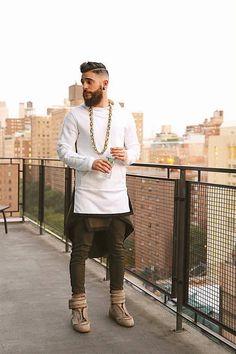 Long line shirt... #minimalist #streetstyle