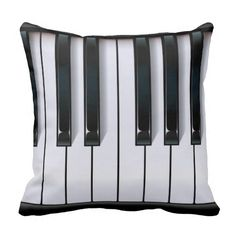 Piano Pillows