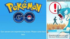 A group of Pokemasters has set up a Twitter account giving live information about Pokemon GO servers and their status.  The @PoGoServer account details every outage, so next time your app fails to load you can check Twitter to see if the problem is with your phone or the servers.