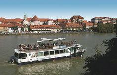 Turist boat Dravska Vila on river Drava - Maribor - SI Travel Destinations, Boat, River, Travel, Road Trip Destinations, Dinghy, Destinations, Boats, Rivers