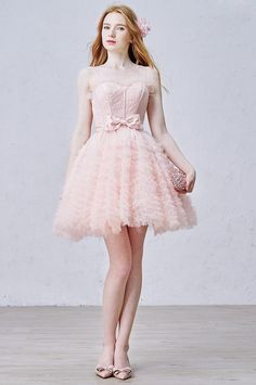 Lovely Scoop Corset Open Back Tiered Pink Tulle Ball Gown Prom Quinceanera Dress With Bow Lovely Scoop Corset Open Back Tiered Pink Tulle Ball Gown Prom Quinceanera Dress With Bow Winter Prom Dresses, Pink Prom Dresses, Prom Dresses Online, Quinceanera Dresses, Homecoming Dresses, Pretty Dresses, Beautiful Dresses, Tulle Ball Gown, Ball Gowns Prom