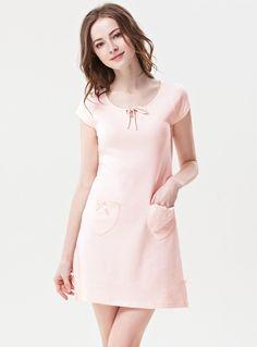 Women Bow Detail Heart Pockets Short Sleeved Knit Cotton Comfy Night Dress Nightgown http://www.amazon.com/Embroidery-Flower-V-Neck-Sleepwear-Nightgown/dp/B019WAGJW6/ref=sr_1_8?srs=8104465011&ie=UTF8&qid=1464748116&sr=8-8&keywords=women+sexy+nightgown