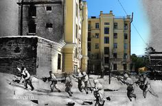 Stalingrad: Then & Now