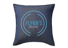 Tron: Flynns Arcade Cushion Gaming Lounge, Drink Sleeves, Arcade, Cushions, Throw Pillows, Trending Outfits, Unique Jewelry, Handmade Gifts, Etsy