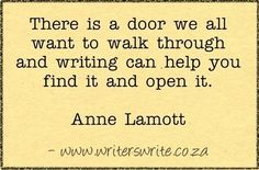 Anne Lamott on writing. Writing Poetry, Writing Quotes, Fiction Writing, Writing Advice, Writing Prompts, Words Quotes, Me Quotes, Author Quotes, Anne Lamott