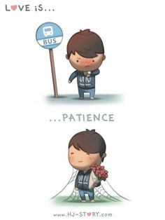HJ-Story :: Love is... Patience | Tapastic Comics - image 1
