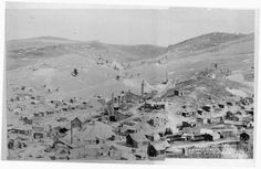 Poverty Gulch ~ Cripple Creek Colorado ~ 1898