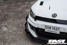 If you think taxes are bad here in Blighty you want to try building a modified car in Thailand… Scirocco Tuning, Vw Scirocco, Forged Wheels, Air Ride, Modified Cars, Volkswagen Golf, Fast Cars, Carbon Fiber, Dream Cars