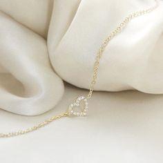 Handcrafted fine jewellery sparkling with stunning diamonds #valentines2016 #valentinesday #giftoflove #heartsbracelet #olelynggaardcopenhagen #olelynggaard #charlottelynggaard @charlottelynggaard_dk