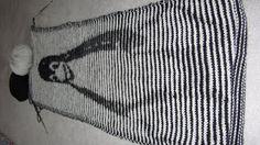 schattenstricken | Ich muss gestehen, ich bin begeistert davon. Und es strickt sich ... Illusions, Knitting Patterns, Afghans, Crochet, Shadow Pictures, Hand Crafts, Scarves, Breien, Gloves