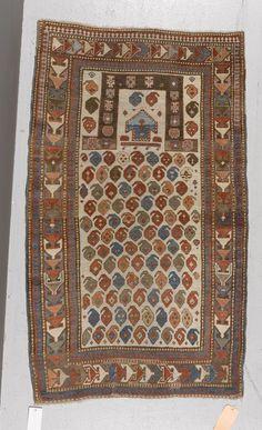 MOGHAN antique.  93x163 cm.