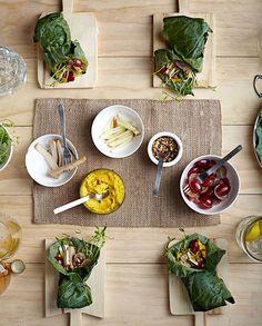 salad ninja - by V.K.Rees