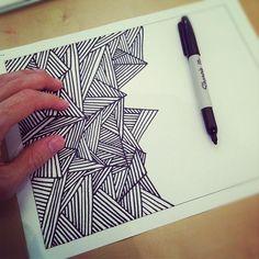 110 En Iyi Doku çalışmaları Görüntüsü Doodles Zentangle Patterns