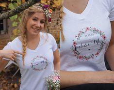 """tee-shirt """"future Mme"""" de la boutique latelierinspire sur Etsy"""