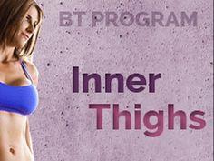 ▶ Body Transformation Program (Week 5) - Inner thighs workout - 11min