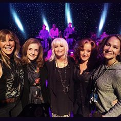 Grace Potter, Patti Griffin, Emylou Harris, Bonnie Rait,  and Joan Osborne performed for Mavis Staples 75th
