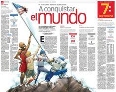 World conquest - J. Ángel Muñoz