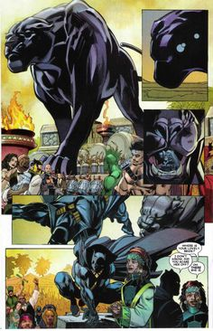 Black Panther 18 Page 19 Marvel Heroes, Marvel Avengers, Marvel Comics, Black Panther Art, Black Panther Marvel, Comic Book Pages, Comic Covers, Comic Art, Graphic Art